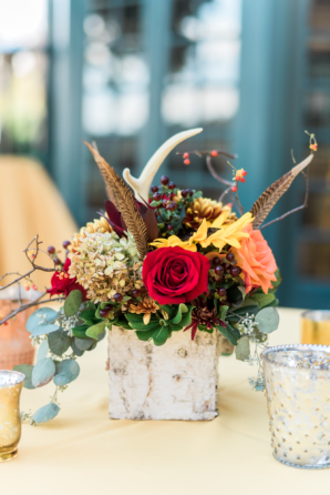 Fall Wedding Flowers 3