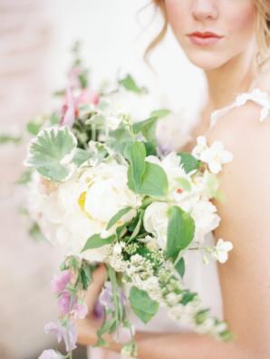 Garden Wedding Inspiration Honey Gem Creative 1