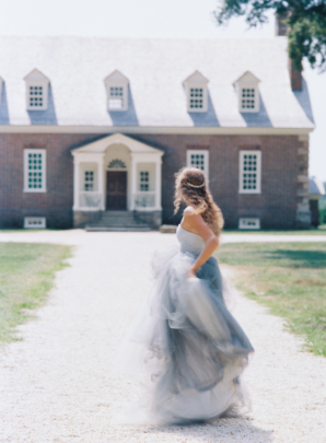 Historic Virginia Mansion Styled Shoot 6