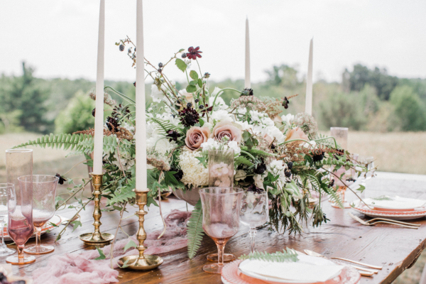 Timeless Ivory Gold Wedding With Scottish Traditions In: Elizabeth Anne Designs: The Wedding Blog