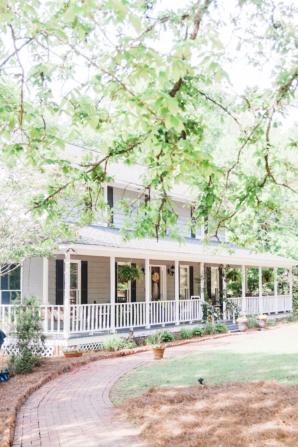 South Carolina Backyard Wedding 12