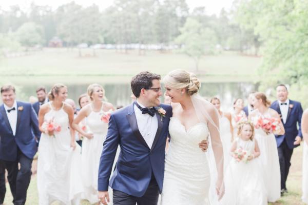 South Carolina Backyard Wedding 7