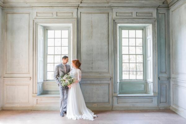 Vintage Virginia Wedding Inspiration Kir Tuben 2