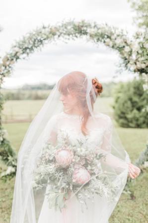 Vintage Virginia Wedding Inspiration Kir Tuben 22
