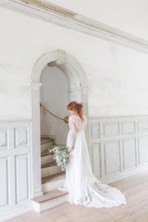 Vintage Virginia Wedding Inspiration Kir Tuben 25