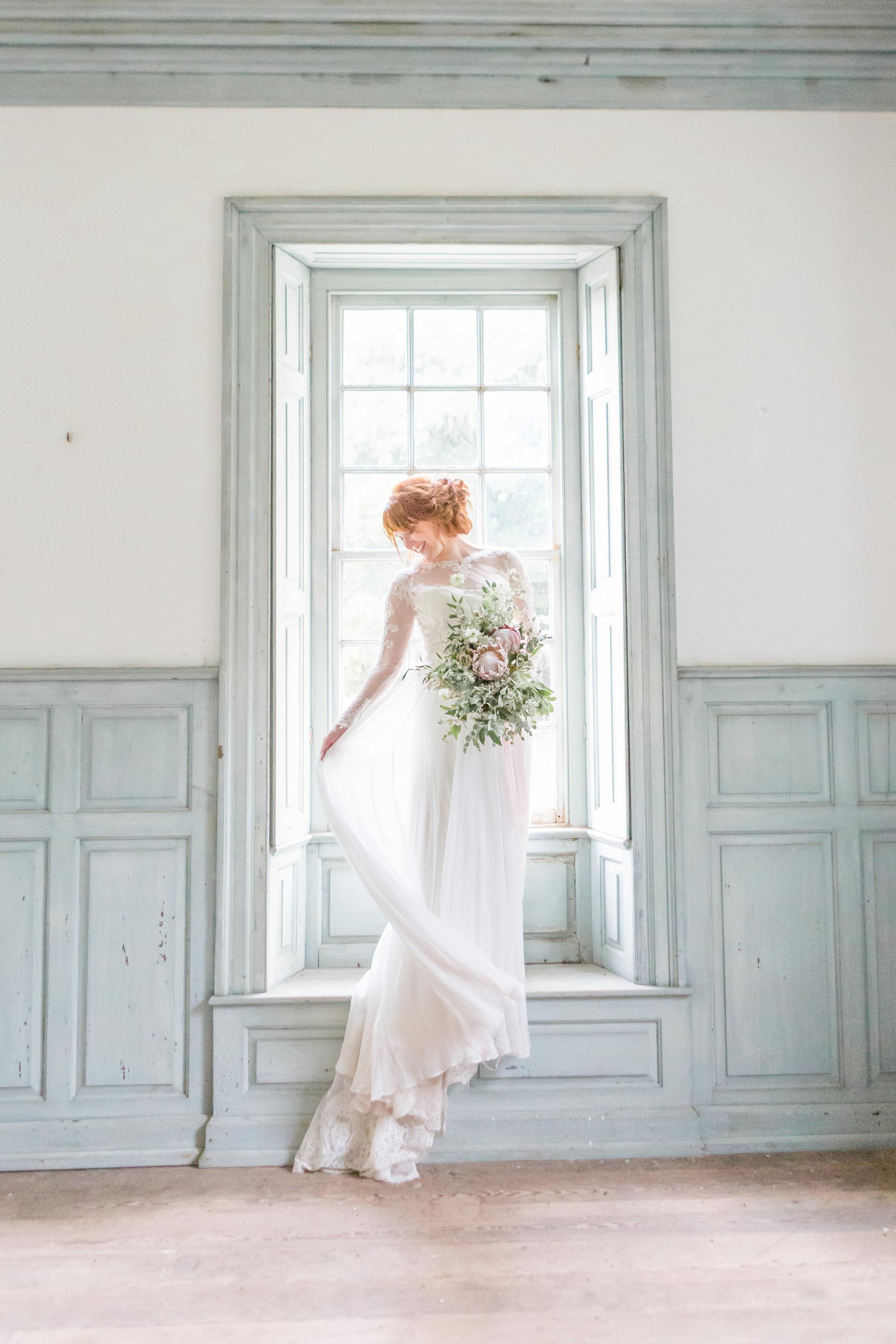 Vintage Virginia Wedding Inspiration Kir Tuben 29