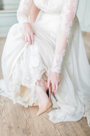 Vintage Virginia Wedding Inspiration Kir Tuben 31