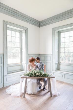 Vintage Virginia Wedding Inspiration Kir Tuben 5