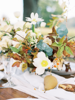 Autumn Wedding Flowers