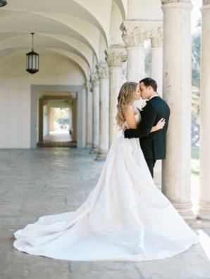Elegant Pasadena Wedding Steve Steinhardt 12