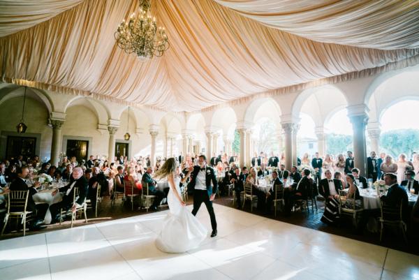 Elegant Pasadena Wedding Steve Steinhardt 19