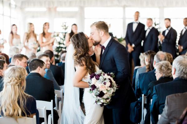 Glamorous Maryland Winter Wedding Molly Lichten 4