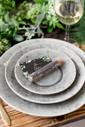 Minted Place Card and Favor