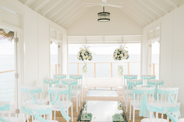 Overwater Wedding Chapel