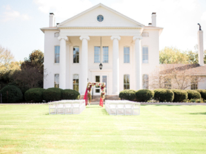 Romantic Lexington KY Wedding Justine Wright 1