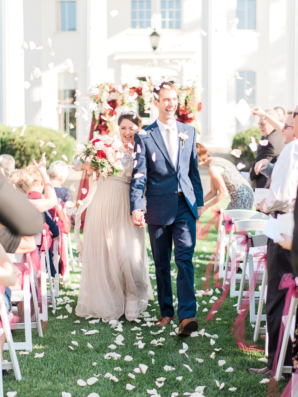 Romantic Lexington KY Wedding Justine Wright 10