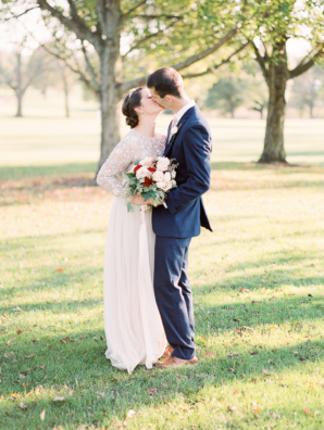 Romantic Lexington KY Wedding Justine Wright 11