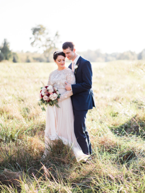 Romantic Lexington KY Wedding Justine Wright 13