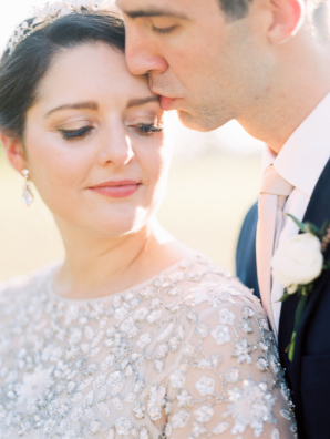 Romantic Lexington KY Wedding Justine Wright 14
