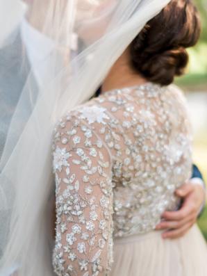 Romantic Lexington KY Wedding Justine Wright 2