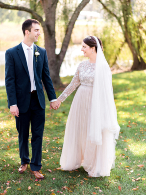 Romantic Lexington KY Wedding Justine Wright 3