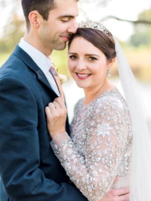 Romantic Lexington KY Wedding Justine Wright 5