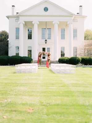 Romantic Lexington KY Wedding Justine Wright 6