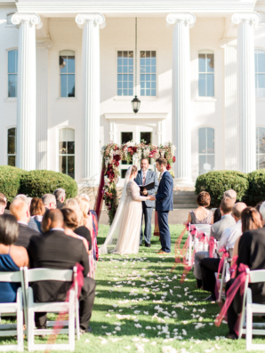 Romantic Lexington KY Wedding Justine Wright 8