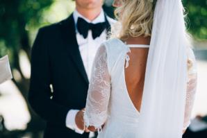 Boho French Riviera Wedding 3