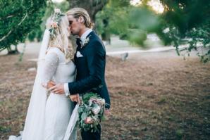 Boho French Riviera Wedding 8