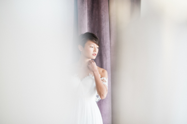 Bridal Portrait by Kristen Kay Photography
