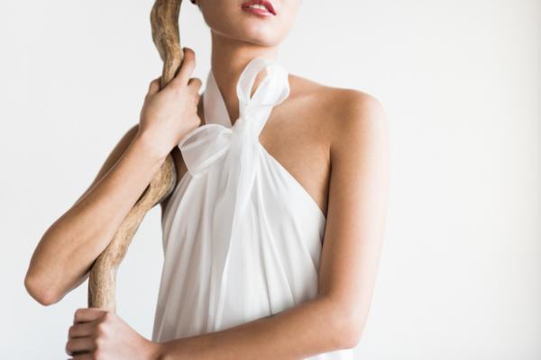 Dolly Pearl Wedding Dress