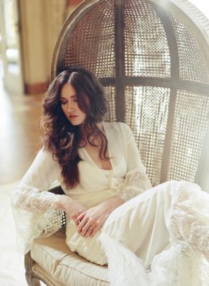 Elegant Bridal Boudoir