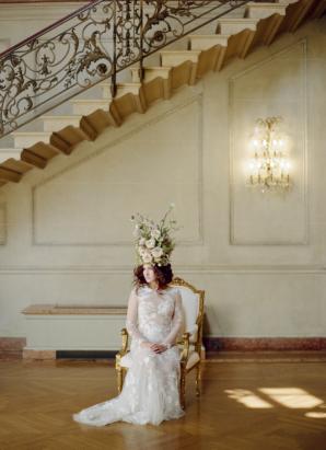 Historic Marie Antoinette Bridal Inspiration