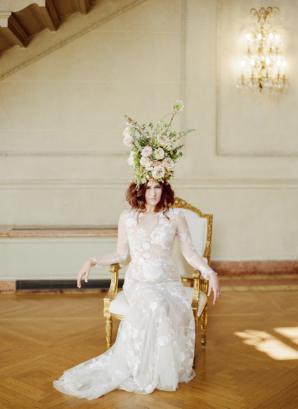 Marie Antoinette Bride Inspiration