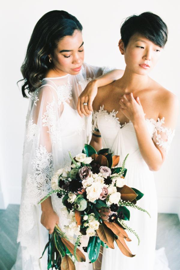Modern Brides in Indie Designers