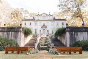 Swan House Atlanta Wedding Inspiration 9