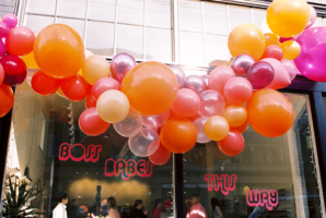 Balloon Installation for Party