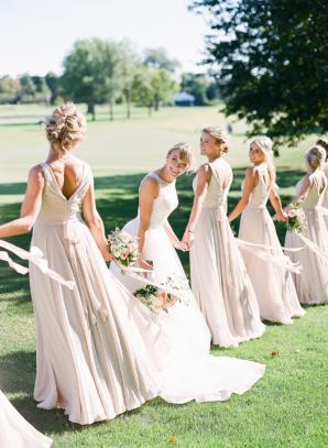 Bridesmaids in Watters