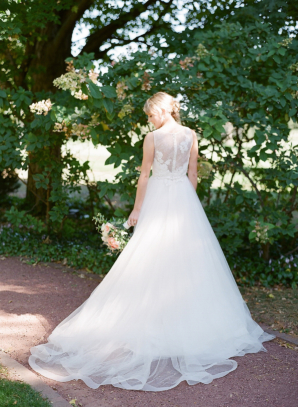 Mikaella Wedding Dress