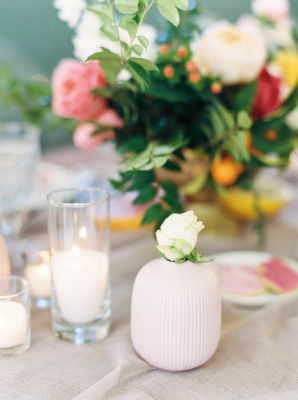 Modern Flower Decor for Party