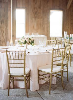 Plantation Wedding Reception