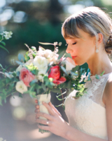 Romantic Chicago Wedding on Film