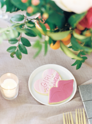 Valentines Cookies for Party