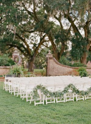 Wedding Ceremony under Tree