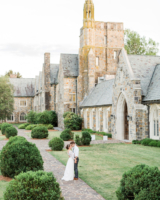 Berry College Wedding White Ivory 7