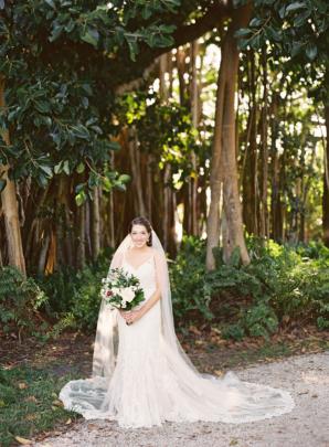 Bride in Martina Liana