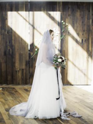 Modern Ikebana Maine Wedding Inspiration 10