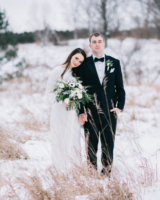 Wisconsin Winter Wedding Natashia Nicole 6