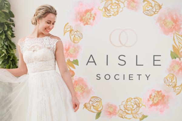 Aisle Society Wedding Ideas